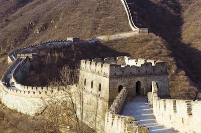 la grande muraille de chine, la beauté du pays