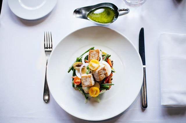 une cuisine française de qualité